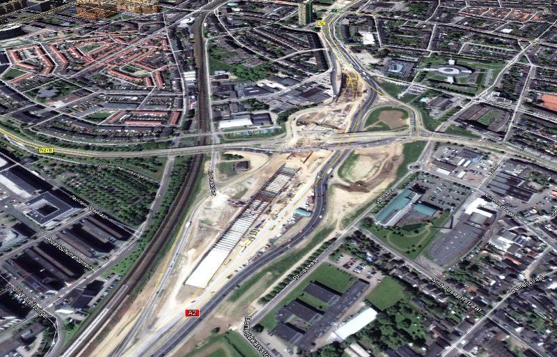 Het doorrekenen op sterkte en stijfheid van verbindingsdeuvels, welke deuvels, de betonelementen bij elkaar moeten gaan houden van de aan te leggen Maastrichttunnel.