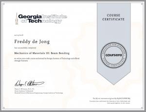 kennis en certificering engineering-mechanics-iii