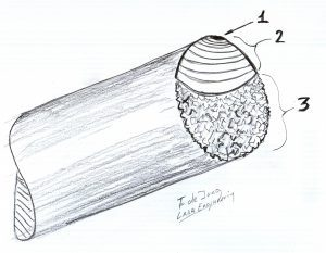 vermoeiingsbreukvlak fasen