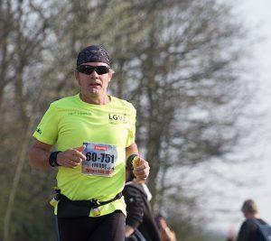 Endurance vermoeiing op de 60km ultra marathon van Texel