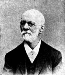 Duitse ingenieur August Wöhler (1819–1914) ontwikkelaar van de Wöhler kromme